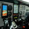 Aspen EFD1000 Pro with ESV, Garmin GTN750,  GMA35 remote audio panel, GDL88D ADS-B transceiver